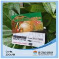 Customized Plastic PVC Gym Sample Membership Card