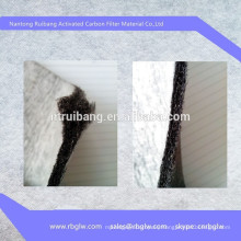 manufacturing Sandwich Activated Carbon Filter