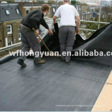 EPDM Waterproof Rubber Waterproof Roofing Membrane with High Quality (ISO)