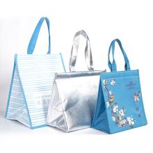 Custom Cooler Bag bottle Insulated Cooler Bag portable Shopping Bag