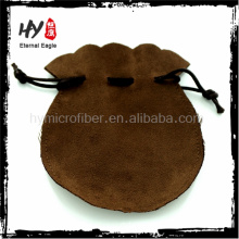 Multifunctional velvet contact lenses pouch for wholesales