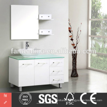 white vanity low price high-end white vanity