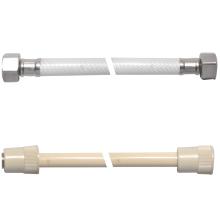 Verlängerbarer Schlauchverbinder aus Edelstahl 304
