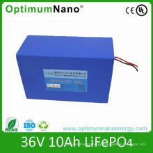 Best Conformity 36V 10ah Lithium Ion Battery for E-Bike