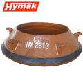 symons bowl liner pièces de concasseur