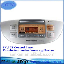 Professional control panel sticker for wholesales