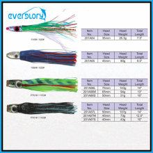 Freely Match for Lure Head and Skit Octopus Fishing Bait