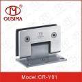 Pared a la bisagra de cierre automático de la ducha del vidrio con alta calidad (CR-Y01)