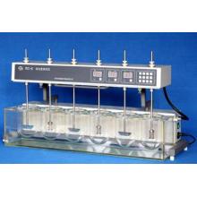 Appareil de contrôle pharmaceutique RC-6 de dissolution de comprimé pour la drogue