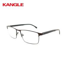 2018 Stock listo con diseño de metal Gafas para anteojos Gafas para anteojos Marco para gafas Spectacle Frame