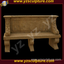 Garden Decoration Large Antique Stone Bench
