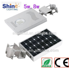 Luz de calle llevada solar de la alta calidad 12v 12w con 2 años de garantía