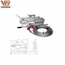 tirador del cable de la palanca del cable de alambre extractor manual del cable