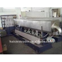 Capítulo nuevo diseñado SJ180 estirador de solo tornillo máquina de la granulación