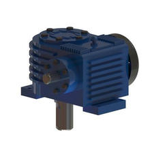 Pws Worm Gear Series Double Enveloping Worm Gear Worm Gearbox