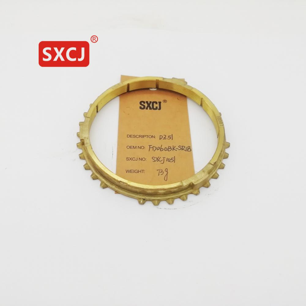 Gearbox Synchronize Ring