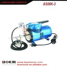 Airbrush Compressor Kit Mini-Luftkompressor