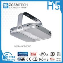 Vente chaude IP66 imperméabilisent la lumière élevée de baie de 50 watts LED