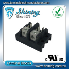 TGP-085-02A Stromverteilungsregister Typ 85 Amp 2-poliger Klemmenblock