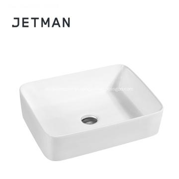 unbreakable ceramic bathroom vanity sinks hand wash basin