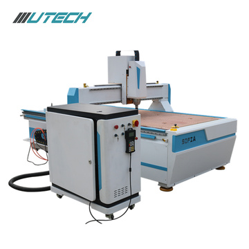 Cnc Router พร้อม Automatic Changer Tool
