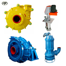 Submersible Horizontal Vertical Electric Mining Slurry Pump