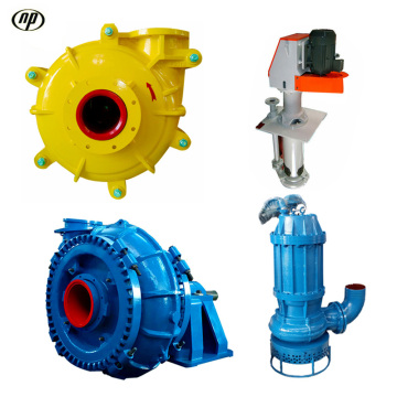 Sand Dredging Slurry Mud Suction Pump for Dirty