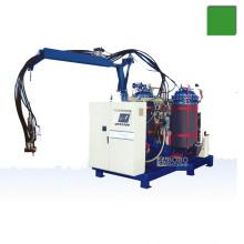 Máquina de injeção de espuma de isolamento de poliuretano PU de baixa pressão com molde de injeção personalizado