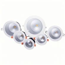 Downlight LED Alunimum COB 7W