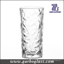 Coupe d'eau haute en verre (GB040908SY)