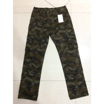 Baby Long Pant Camouflage