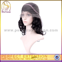 For Women Chinese Virgin Remy Human Hair Asian Fashion Wig