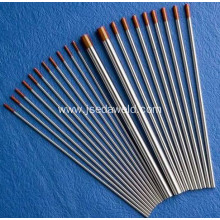 175mm WZ3 Brown Tungsten Electrode
