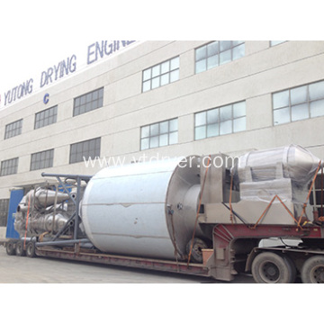 Microcrystalline cellulose spray dryer