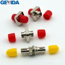 Sm / Mm Metall FC Faseroptik Adapter