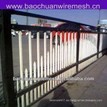 Barrera hermosa de la barrera del tráfico del tubo de acero
