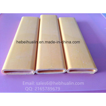 PVC manga de apoyo para la pared de lazo, manga de PVC Mivan, manga de PVC para la pared de los lazos hechos en China