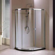 Porte de douche en forme de quadrant (HR2392C)