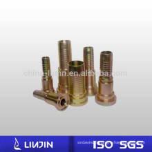 Adaptateur pivotant hydraulique connecteur mâle raccords hydrauliques mâles raccords pour tubes DIN2353 standard
