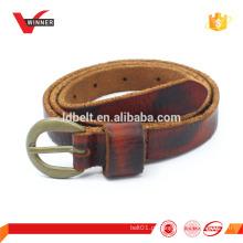 Cinturões de couro genuínos para homens