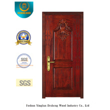 Classic Security Door with Special Carving (b-6016)