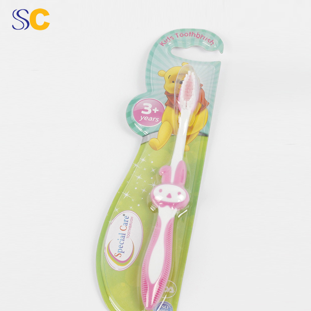 Cute Cartoon Soft Kids Toothbrush Sc113