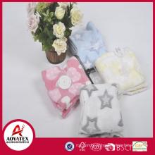 cobertores espanhóis do bebê, cobertor do estilo do bebê