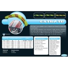 Varios tamaños Extra Td Halyad / Sheet & Control Rope para Racing / Keel Boat / Multihull