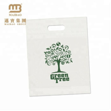 Eco-Friendly Shopping Carry Custom Compostable Cornstarch 100 Biodegradable Plastic Bag With En 13432