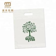 ЭКО-Дружественных Хозяйственная Возят На Заказ Биоразлагаемые 100 Майцены Biodegradable Полиэтиленовый Пакет С EN 13432