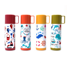 Kids water bottle bpa free, gift promotional water bottle, custom thermos bottle stainless steel