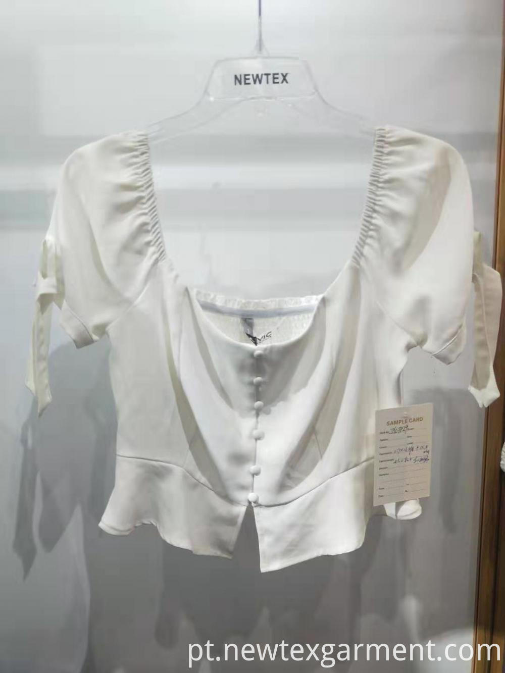 Ladies Polyester Top