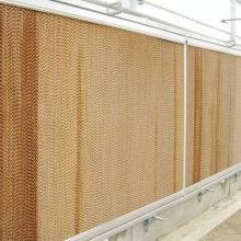 Пусковая площадка испарительного охлаждения для птицы дом и теплицу