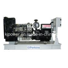 Générateur diesel de 150kVA alimenté par le moteur Perkins (1006TAG2)